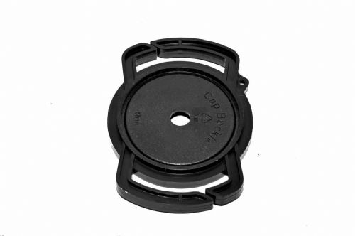 Camera lens cap holder buckle for 40.5mm 49mm 62mm caps